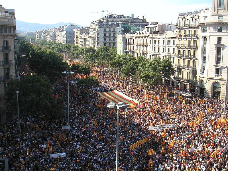 The 2010 autonomy protest