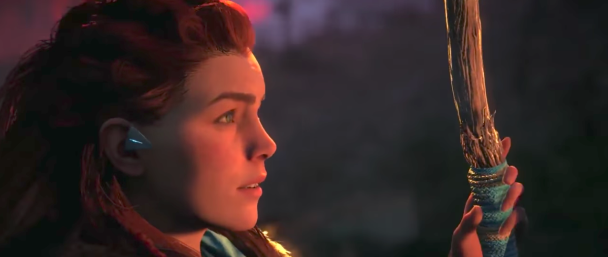 Aloy Is Aroace and Fans Need To Get Over It