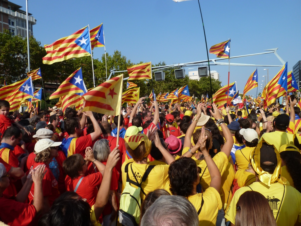 Catalonia - A history of oppression, resistance and independence