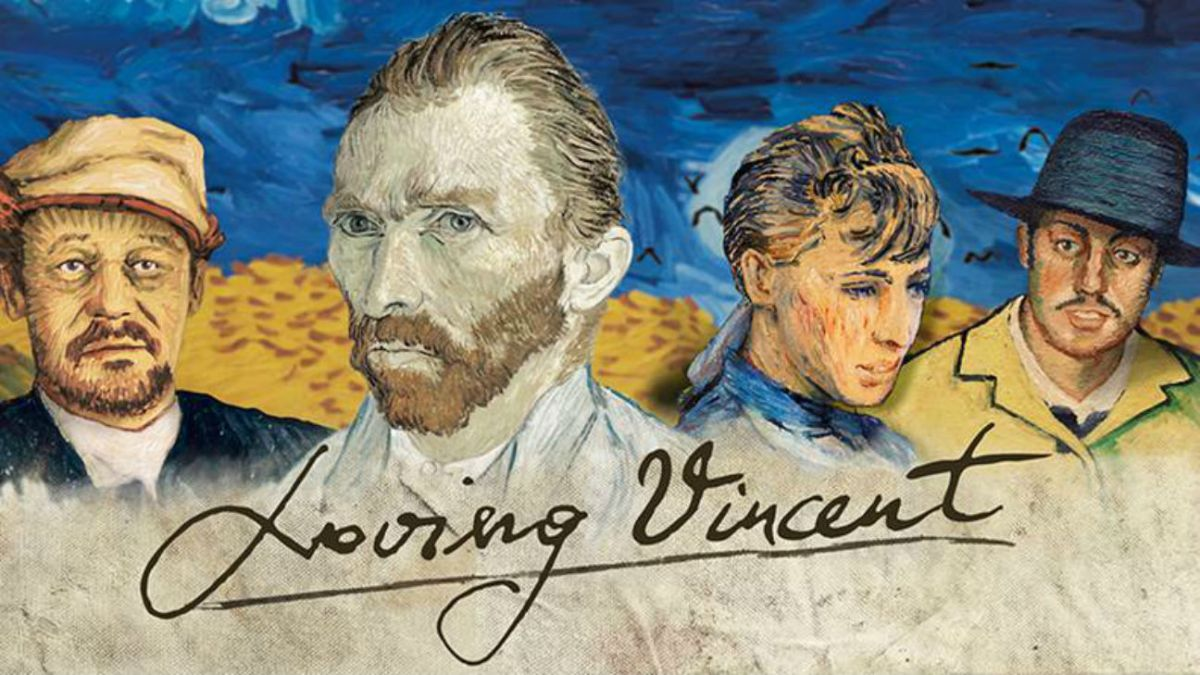 Loving Vincent: Review