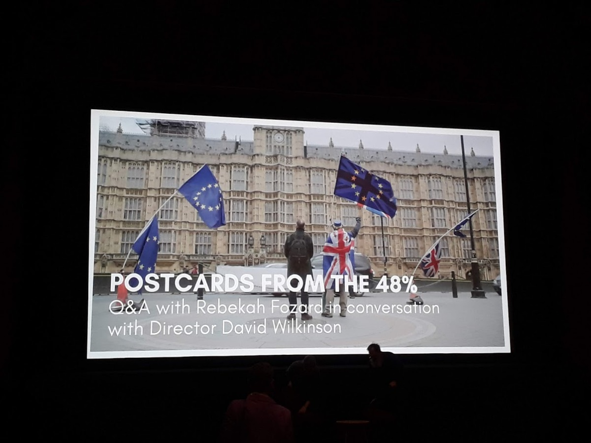 Postcards from the 48%: A Brexit documentary